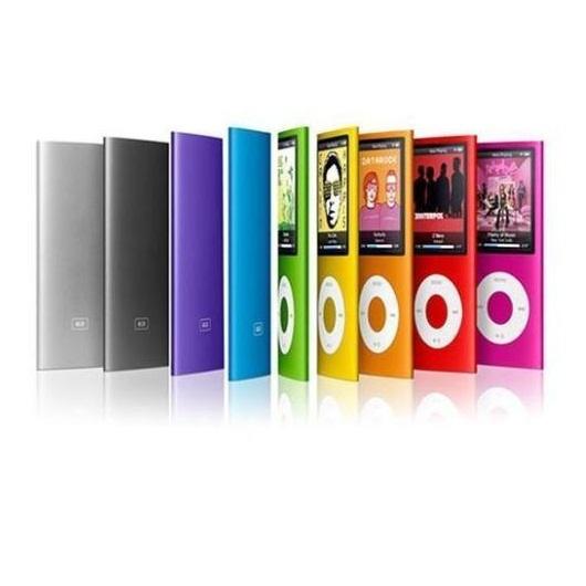 Lettore portatile mp3 mp4 con display a colori punto for Da mp4 a mp3