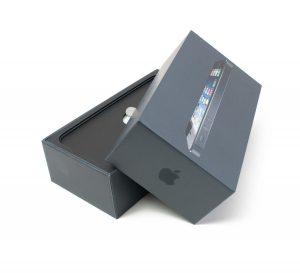 Scatole per iPhone rigenerati