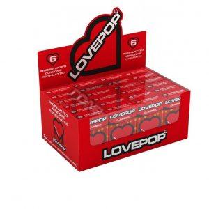 box da banco preservativi LOVEPOP